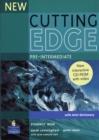 Image for New cutting edge: Pre-intermediate