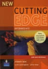 Image for New cutting edge: Intermediate