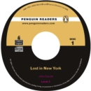 Image for Lost in New York CD for Pack : Level 2