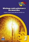 Image for Hot Maths Topics: Using Calculators in Maths 3
