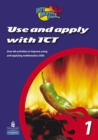 Image for Use and Apply with ICT: Year 1 (Hot Maths Topics) : 100 Activities for the Y1 Mathematics Framework
