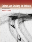 Image for Crime and society in Britain