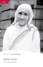 Image for Level 1: Mother Teresa Book and CD Pack