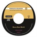"Image for ""Brave New World"" Book/CD Pack : Level 6"