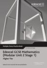 Image for Edexcel GCSE Maths: Modular Higher Multiple Choice
