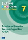 Image for Exploring Science : How Science Works Year 7 Formative and Summative Assessment Support Pack CD-ROM