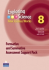 Image for Exploring Science : How Science Works Year 8 Formative and Summative Assessment Support Pack