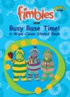 Image for Busy Base Time : A Wipe-clean Stencil Book