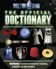 Image for Doctor Who  : the official doctionary