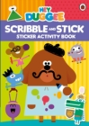 Image for Hey Duggee: Scribble and Stick : Sticker Activity Book