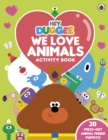 Image for Hey Duggee: We Love Animals Activity Book : With press-out finger puppets!