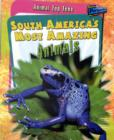 Image for South America's most amazing animals