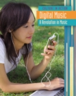 Image for Digital music  : a revolution in music