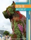 Image for Art for all  : public art