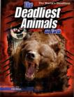 Image for The deadliest animals on Earth
