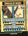 Image for Tyrannosaurus rex vs velociraptor  : power against speed