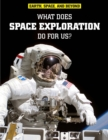 Image for What does space exploration do for us?