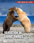 Image for Variation in living things