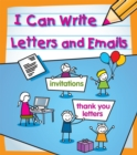 Image for I can write letters and emails