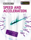 Image for Speed and acceleration