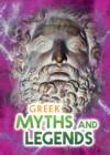 Image for Greek myths and legends