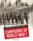 Image for Campaigns of World War I