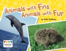 Image for Animals with fins, animals with fur