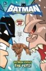 Image for Batman versus the Yeti!