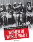 Image for Women in World War I