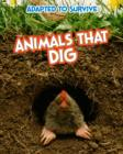 Image for Animals that dig