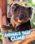 Image for Animals that climb