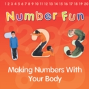 Image for Number fun  : making numbers with your body