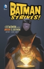 Image for Catwoman gets busted by the Batman