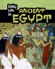Image for Daily life in ancient Egypt