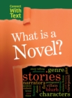 Image for What is a novel?