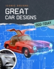 Image for Great car designs  : 1900-today