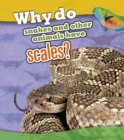 Image for Why do snakes and other animals have scales?