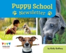 Image for Puppy school newsletter