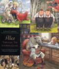 Image for Alice through the looking-glass  : and what she found there