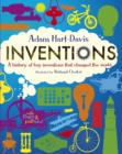 Image for Inventions  : a history of key inventions that changed the world