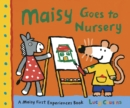 Image for Maisy goes to nursery
