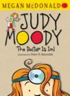 Image for Judy Moody, the doctor is in!