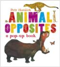 Image for Animal opposites  : a pop-up book