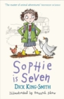 Image for Sophie is seven