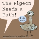 Image for The pigeon needs a bath!