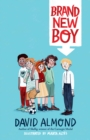 Image for Brand new boy