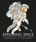 Image for Exploring space  : from Galileo to the Mars Rover and beyond