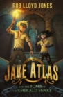 Image for Jake Atlas and the tomb of the emerald snake