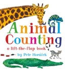 Image for Animal counting  : a lift-the-flap book