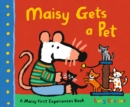 Image for Maisy gets a pet